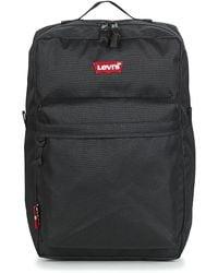 Levi's Rugzak Levis The L Pack Standard Issue - Zwart
