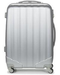 David Jones Reiskoffer Chauvetta 64l - Metallic