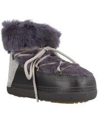 Inuikii RABBIT LOW Bottes neige - Violet