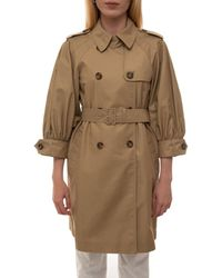 RED Valentino VR0CHB15-4YM191 Trench - Multicolore