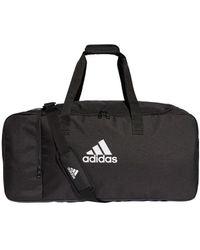 adidas Reisetasche Tiro Duffel Bag L - Schwarz