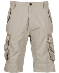 Yurban - Belzude Men's Shorts In Beige - Lyst