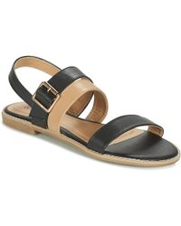 Moony Mood - Imour Women's Sandals In Black - Lyst