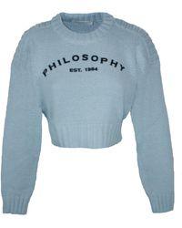 Philosophy 0927 0703A0306 Pull - Bleu