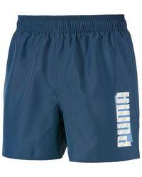 PUMA Ess Summer Shorts Shorts - Blue