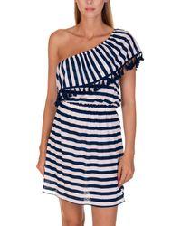 Lisca Robe de plage Havana Robe - Bleu