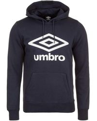 Umbro Sweat-shirt RAP00097B - Bleu
