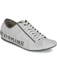 Redskins - Lage Sneakers Tempo - Lyst