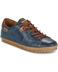Pikolinos - Lagos 902 Women's Shoes (trainers) In Blue - Lyst