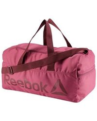 Reebok - Act Core M Grip Women's Travel Bag In Multicolour - Lyst