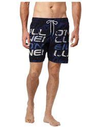 O'neill Sportswear PM Stack short hommes Maillots de bain en bleu