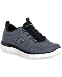 Skechers - Baskets basses SUMMITS LOUVIN - Lyst