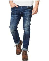 Petrol Industries Jean slim Seaham Jeans - Bleu