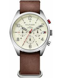 Tommy Hilfiger Reloj analógico UR - TH1791188 - Metálico