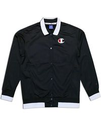 Champion - GIACCHETTO NERO Sweat-shirt - Lyst
