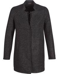 Vero Moda - Vmkatrine Women's Coat In Grey - Lyst