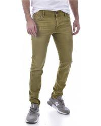 Guess M0YAN1 WD3N1 miami Jeans skinny - Vert