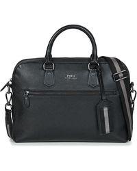Polo Ralph Lauren Aktetas Strppbl Brf-business Case-medium - Zwart