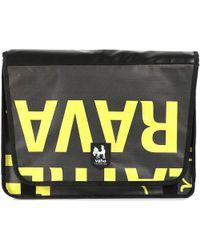 Vaho - Tangram L Across Body Bag Accessories Bicolore Women's Shoulder Bag In Multicolour - Lyst
