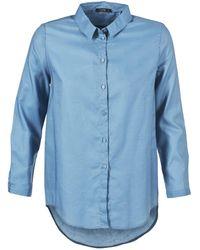 School Rag Overhemd Chelsy - Blauw
