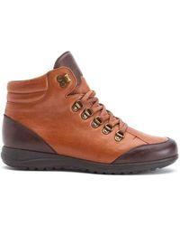 Pitillos Boots 2115 CUERO-MARRON