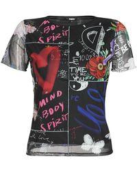 Desigual CHICAGO T-shirt - Multicolore