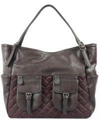 Acqua Di Perla Aprb26719 Bag Big Accessories Women's Bag In Brown