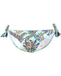 Carla Bikini - Blue Knickers Swimsuit Bottom Baia Summer Women's Mix & Match Swimwear In Blue - Lyst