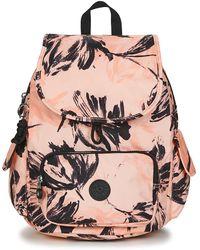 Kipling Zaini City Pack S - Rosa