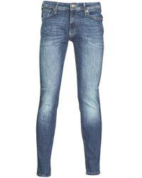 Jack & Jones Skinny Jeans Jjiliam - Blauw
