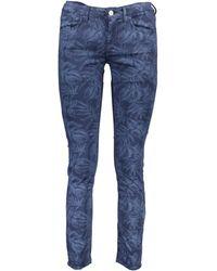 GANT 1701.410273 Pantalon - Bleu