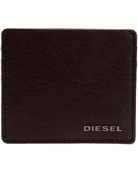 DIESEL X03921 Pr271 Johnas I Briefcase - Brown