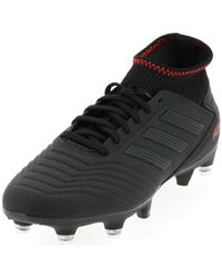 adidas Predator 19.3 noir sg Chaussures de foot