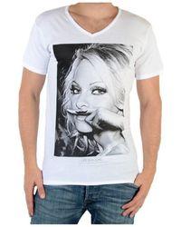 ELEVEN PARIS Pamy M Pamela Anderson T-shirt - Blanc