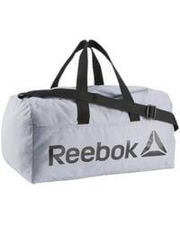 Reebok Active Core Medium Sports Bag - Grey