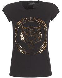 Philipp Plein NEW RECOVER T-shirt - Noir