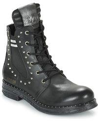 Replay Boots - Noir