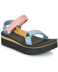 Teva Sandalen Flatform Universal - Meerkleurig