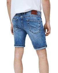 Pepe Jeans Short CANE SHORT - Azul