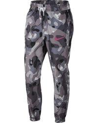 Nike GRIGI Jogging - Gris