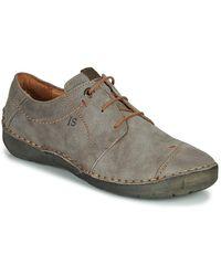 Josef Seibel Fergey 20 Casual Shoes - Grey