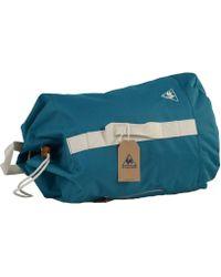 Le Coq Sportif Chronic Doronic Backpack Deep Lake Women's Backpack In Multicolour - Blue