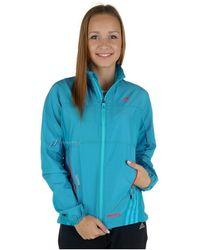 adidas Originals - Terrex Hybrid Jacket Soft Shell Windstopper Outdoorowa Women's Jackets In Multicolour - Lyst