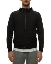 Canali T0685-MY01206100 Sweat-shirt - Noir
