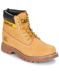 Caterpillar Boots - Neutre