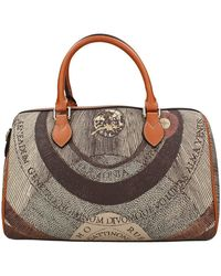 Gattinoni Bigpl6554wpq Handbags - Orange