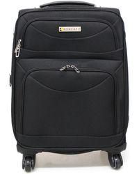 Ciak Roncato 43.04.03 Soft Suitcase - Black