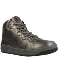 Geox U WIGGLE Chaussures - Marron