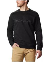 Columbia - Logo Fleece - Lyst