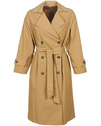 Benetton Trenchcoat Socria - Naturel